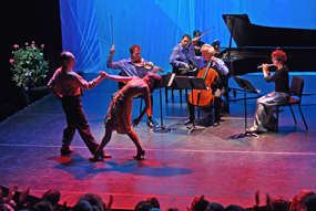 Bach Dancing and Dynamite Society in Madison, Wisconsin