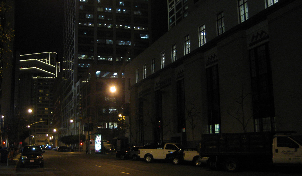 Last time leaving Kessler at 150 Spear Street (office closed down as of Dec 30, 2008)