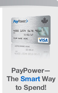 PayPower, The Smart Way to Spend